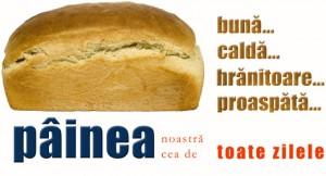 Pâinea noastră cea de toate zilele...