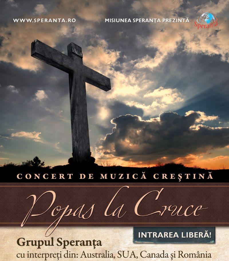 "Turneu Speranța 2011: ""Popas la Cruce"""