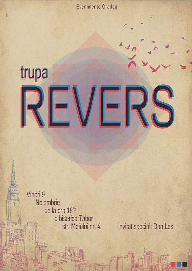 Revers – un proiect de evanghelizare urbană